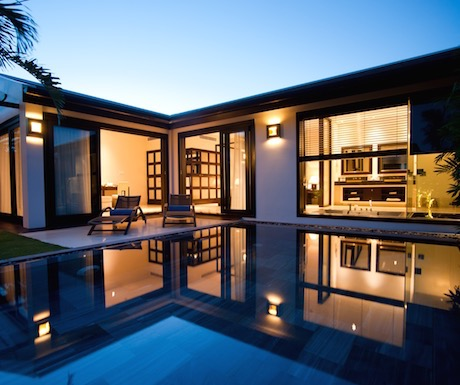 luxury pool villa at Fusion Maia Danang