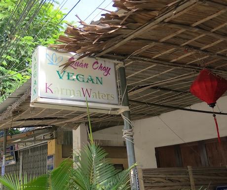 Karma Waters in Hoi An