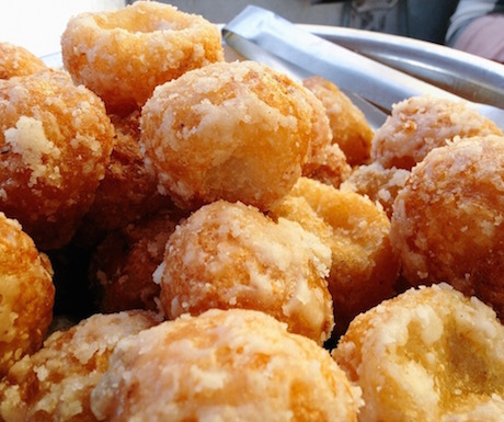vegan donuts in Hoi An