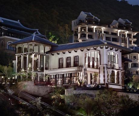 La Maison 1888 fine dining restaurant