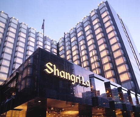 The Kowloon Shangri-La has an excellent location for those wanting to hit the shops or explore Hong Kong.