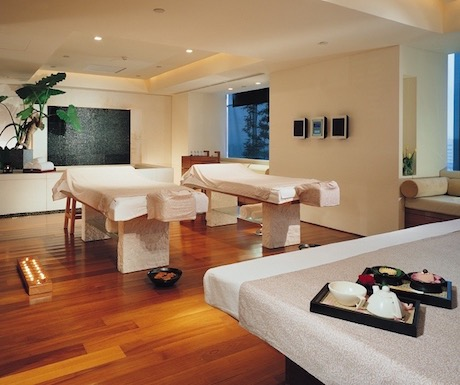 The'Travellers Perk' spa experience at Regent Taipei is excellent.
