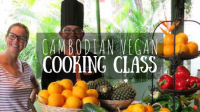 Cambodian Vegan Cooking Class Featured Image