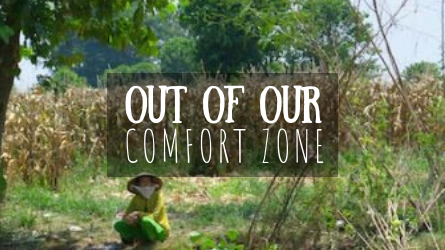 Out Of Our Comfort Zone Featured Image