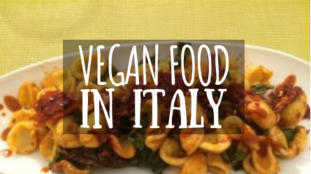 Vegan Food in Italy featured image