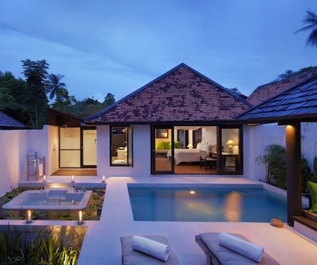 Space, indoors and outdoors when you check-in to a Pool Villa at Evason Hua Hin.