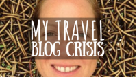 My Travel Blog Crisis featured image