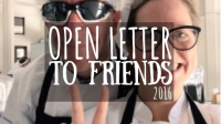 Open Letter to Friends 2016 featured image