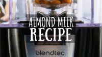 Almond Milk Recipe featured image