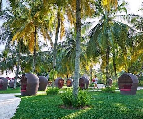 relax at PARKROYAL Penang Resort
