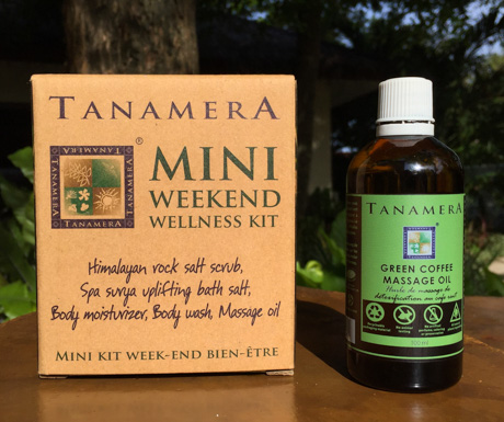Tanamera products at Kurumba Maldives are suitable for vegans
