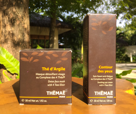 Many of the products from Thémaé are vegan friendly