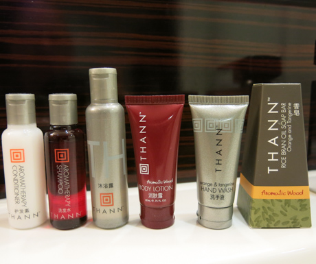 Bathroom amenities that were not tested on animals...