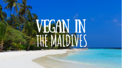 Vegan in Maldives featured image