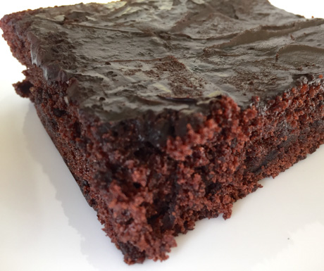 vegan brownie in Colombo
