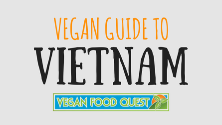 Vegan Guide to Vietnam - The VEGAN FOOD QUEST