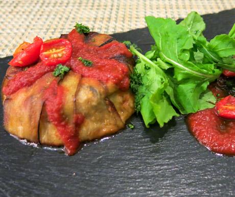 Parmigiana di Verdure e Tofu