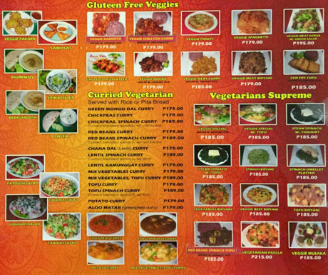 Vegan Guide to Cebu - Persian Palate
