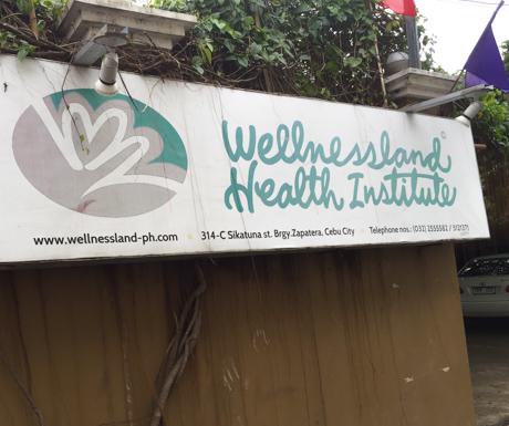 Vegan Guide to Cebu - Wellnessland Health Institute in Cebu