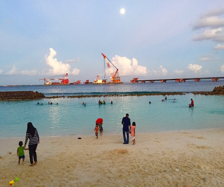 Bech Maldives Male