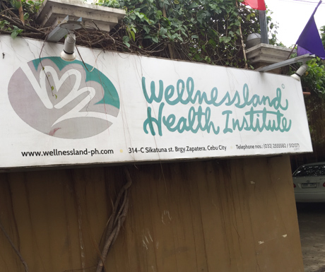 Wellnessland Health Institute in Cebu