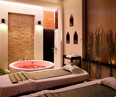 the spa at Mercure Koh Chang Hideaway