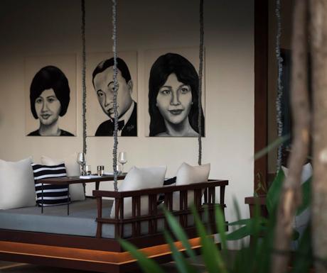 Cambodian musical icons at Jaya House River Park