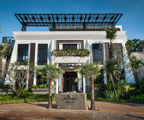 Jaya House River Park in Siem Reap