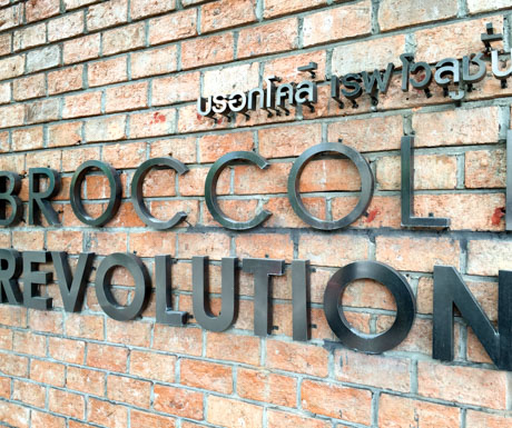 Broccoli Revolution, Bangkok, vegan restaurant, Thailand
