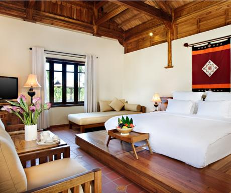 Deluxe Room Emeralda Resort, Ninh Binh, Vietnam