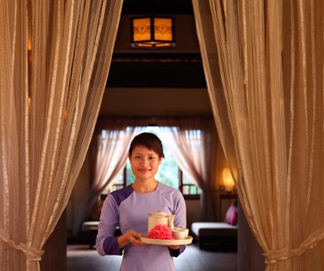 La Cochinchine Luxury Spa, Emeralda Resort. Ninh Binh, Vietnam