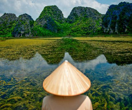 Emeralda Resort, Van Long Nature Reserve, Ninh Binh, Vietnam