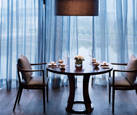 Vegan fine dining, Crystal Jade Palace, JW Marriott, Hanoi, Vietnam, luxury hotel