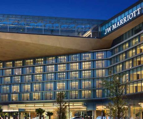 JW Marriott, Hanoi, Vietnam, luxury hotel