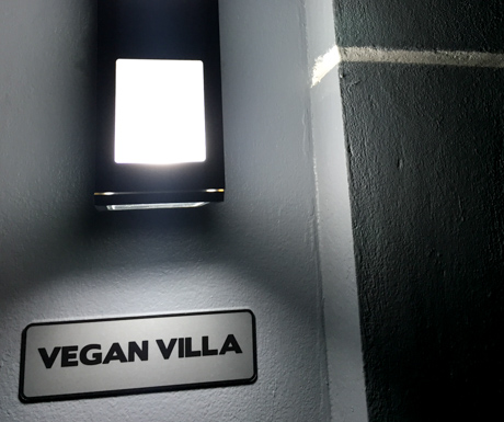welcome to vegan villa in Siem Reap