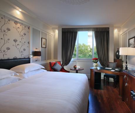 Premium Room, Opera Wing, Sofitel Legend Metropole Hanoi.