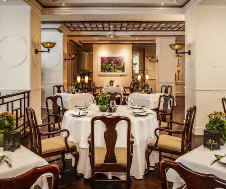 Spices Garden, Sofitel Legend Metropole Hanoi, luxury hotels, Hanoi, Vietnam