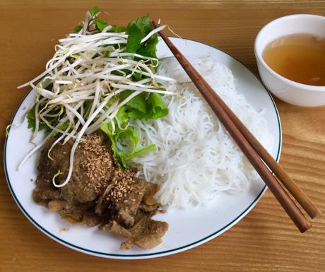 vegan restaurants, vegan food, Hanoi, West Lake, Vietnam