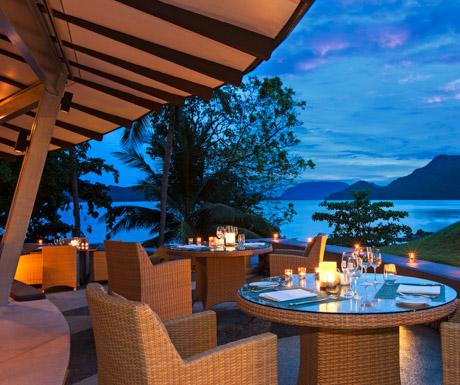 The Westin Langkawi, luxury resort, Langkawi, Malaysia
