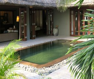 private pool villa at An Lam Villas