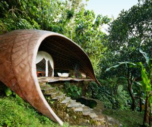 Moon House at Bambu Indah