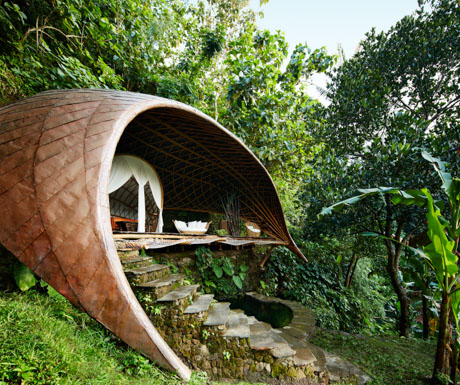 Moon House at Bambu Indah