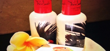Tara Smith vegan friendly amenities at Conrad Bali