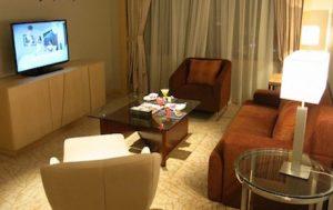 one bedroom suite at DoubleTree Johor Bahru