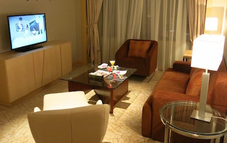 one bedroom suite at DoubleTree Johor Bahru