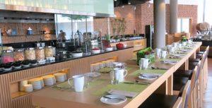 restaurant at DoubleTree Hilton Jakarta