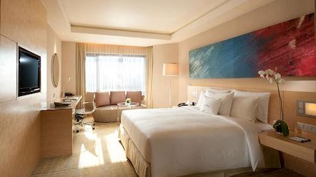 executive room at DoubleTree Kuala Lumpur