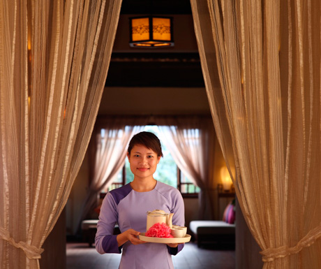 La Cochinchine Luxury Spa at Emeralda Resort Ninh Binh