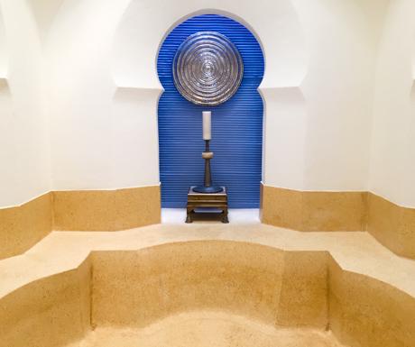 huge hamman soaking tub at Four Seasons Langkawi