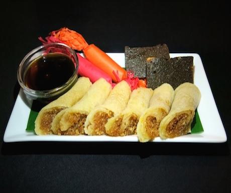 vegan Sri Lankan desserts at Heritance Kandalama